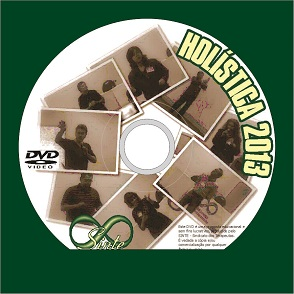 DVD Palestras Holística 2013