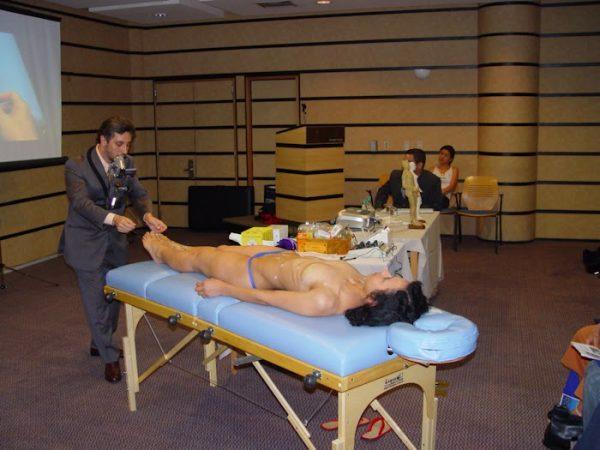 Aula Terapia Corporal - Henrique Vieira Filho