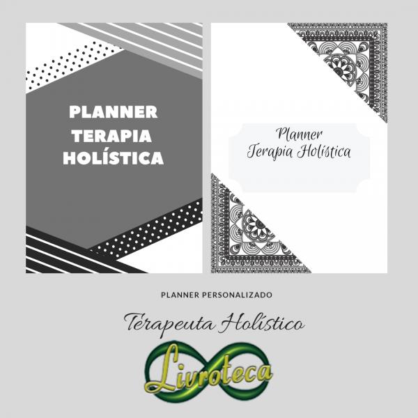 Planner Terapeuta Holístico 2019!
