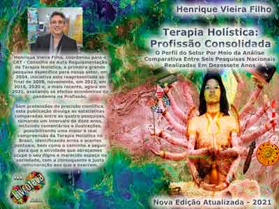 E-book: Terapia Holística: Profissão Consolidada - Edição 2021
